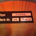 A1000 spezial